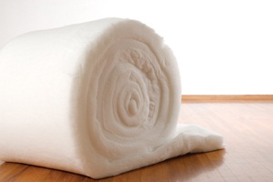 Polyester Ceiling Insulation